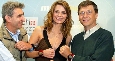 El equipo de Xbox sería el encargado de hacer realidad el smartwatch de Microsoft