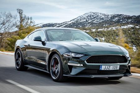 Comienza a ahorrar: el Ford Mustang Bullitt llegará a Europa este año