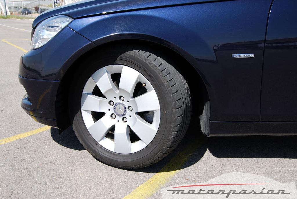 Foto de Mercedes Clase C 200 CDI BlueEfficiency (prueba) (6/56)