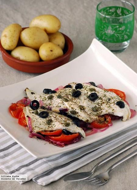 Dorada al horno: cinco ideas para cocinarla y triunfar