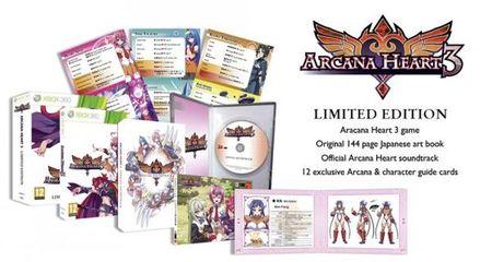 'Arcana Heart 3' y 'Persona 4: Arena' apuntan a España gracias a Badland Games. Ambos llegarán en septiembre