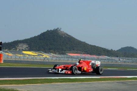 GP de Corea del Sur de Fórmula 1: Fernando Alonso saldrá tercero con el rodillo de Red Bull delante