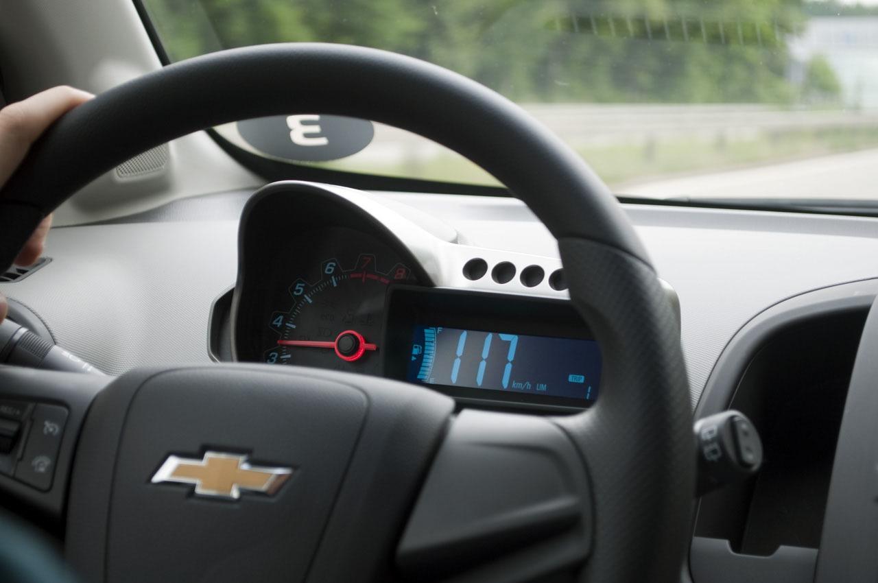 Foto de Chevrolet Aveo (presentación) (16/26)