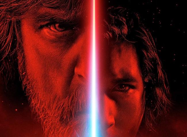 'Star Wars: Los últimos jedi', primer tráiler y póster del Episodio VIII: vuelve Luke Skywalker