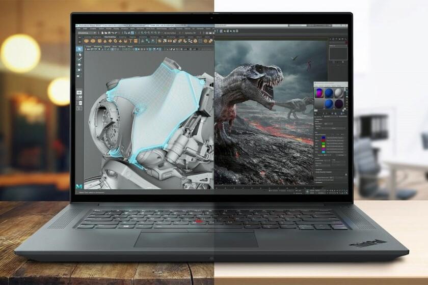 Lenovo ThinkPad P1: la ultradelgada estación de trabajo da un gran salto con la nueva pantalla OLED y gráficos RTX 3080