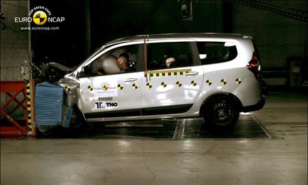 Nuevos resultados EuroNCAP: pleno al 5 salvo Dacia