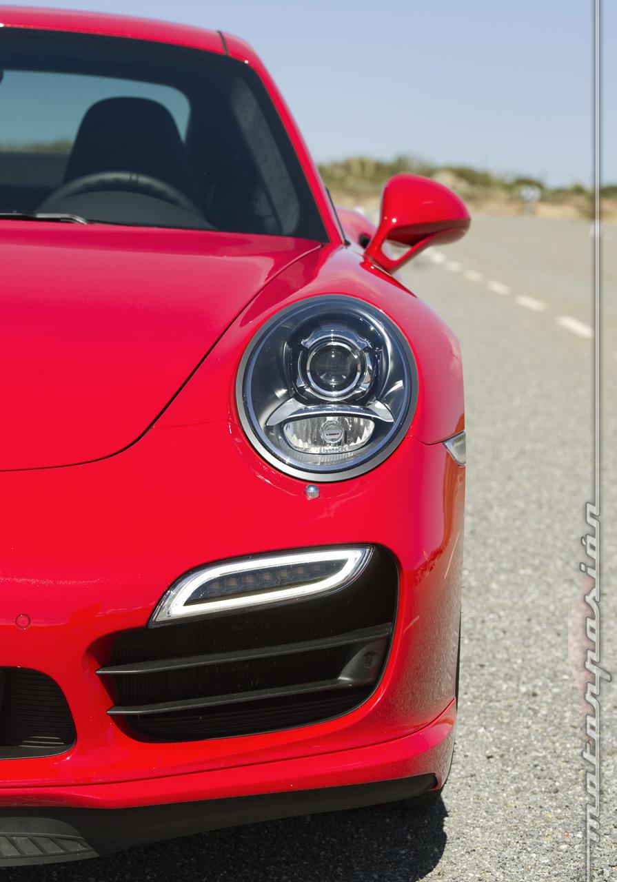 Foto de Porsche 911 Turbo (prueba) (18/33)