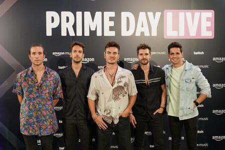 DVICIO arrasa en Sevilla con un concierto online durante el Prime Day Live: hablamos con ellos