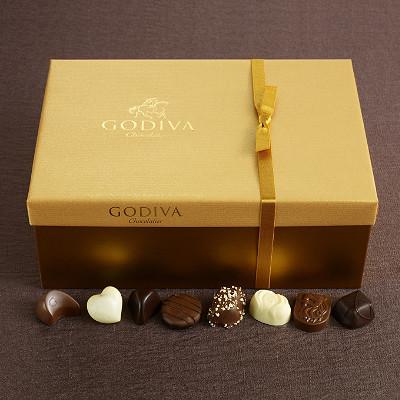 Gold Godiva