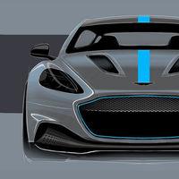 El futuro eléctrico Aston Martin Rapide E se fabricará en Gales a partir de 2019