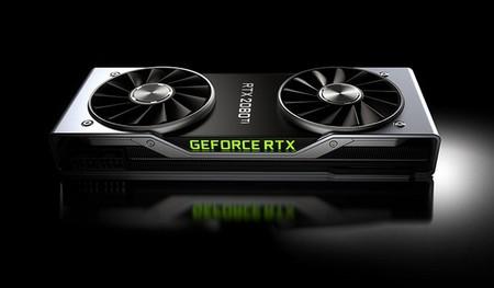Las NVIDIA GeForce RTX 2080 son hasta el doble potentes que las GTX 1080 según sus propios benchmarks