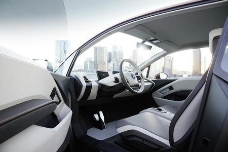 BMW i3 Concept Coupe - interior