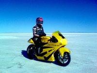 Lightning Motors establece un nuevo récord de velocidad para moto eléctrica