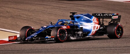 Alonso Barein F1 2021