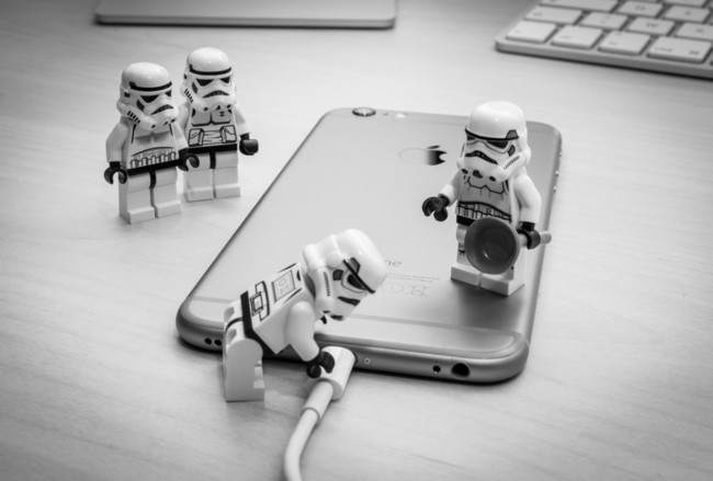 Iphone Stormtrooper