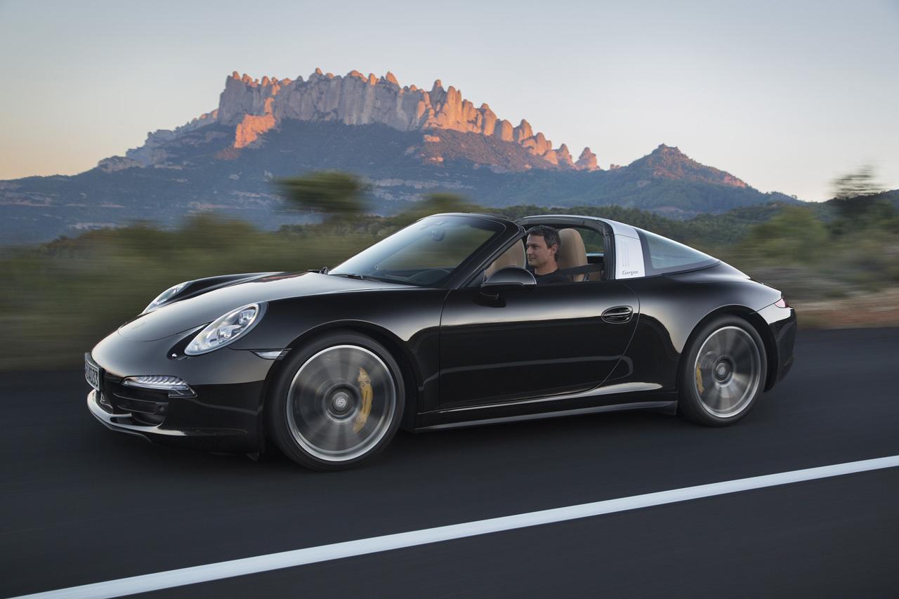 Foto de Porsche 911 Targa 991 (11/11)