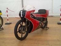 Garelli 125 GP, la moto de Ángel Nieto