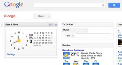 Google saca las tijeras y acaba con iGoogle, Google Video, Google Mini y otros servicios