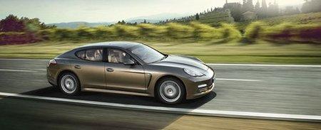 El Porsche Panamera pasará por el taller (editado)