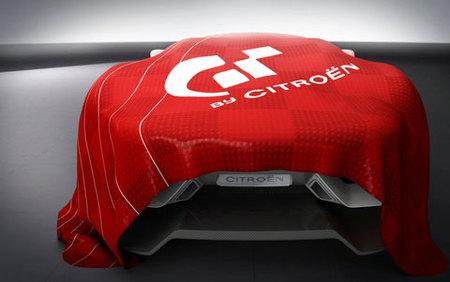 Nuevo teaser del Citroën GT Concept