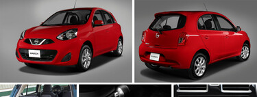 Analizamos al coche automático más barato de México, el Nissan March
