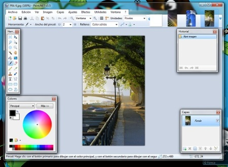 Ya está disponible la versión final de Paint.NET 3.5