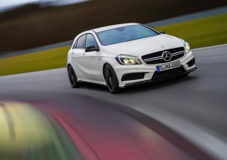 El Festival de Goodwood suena genial para conocer la actualización  del Mercedes-Benz Clase A