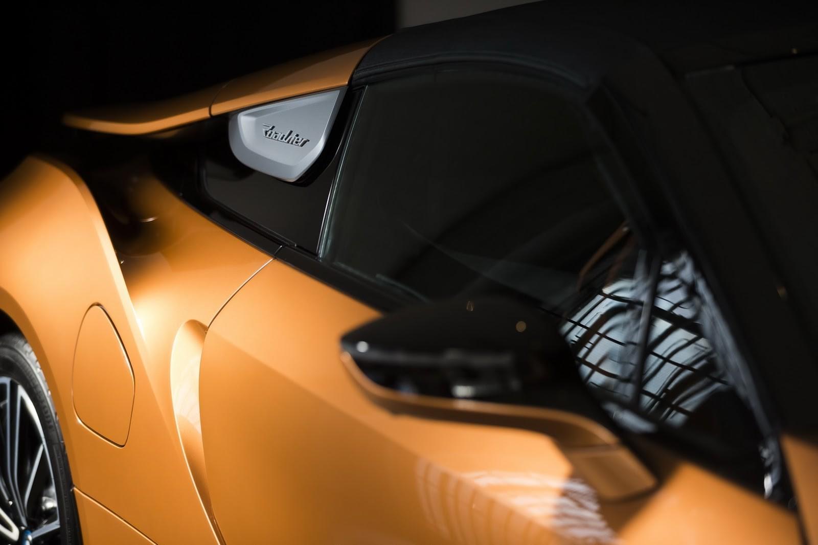 Foto de BMW i8 Roadster (primeras impresiones) (29/30)