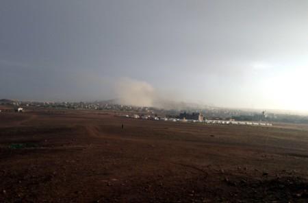 Kobane Siria Oct 2014