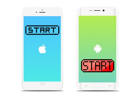 ¿Nuevo en iOS o Android? Guía de primera configuración de un smartphone