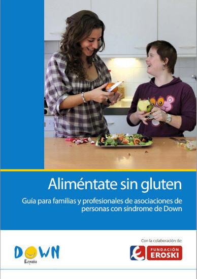 Guía Aliméntate sin gluten