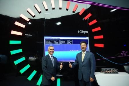 4,5G podría estar más cerca de lo que pensamos y ya alcanza velocidades superiores a 1 Gbps