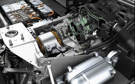Motor BMW i3