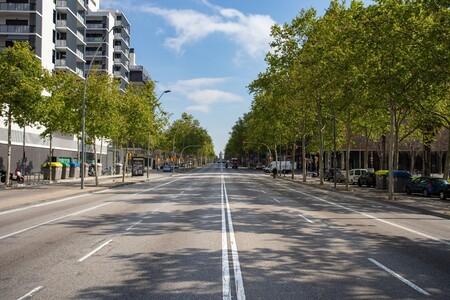Barcelona Ciudad Confinamiento