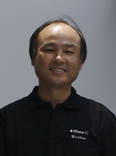 Masayoshi Son On July 11 2008