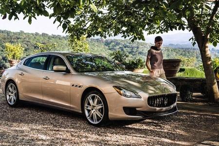 Maserati lanza una edición limitada de su modelo Quattroporte: by Ermenegildo Zegna