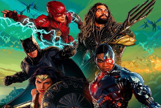 Injustice 2 celebra el estreno de Justice League: ya puedes comenzar a desbloquear las armaduras de la película