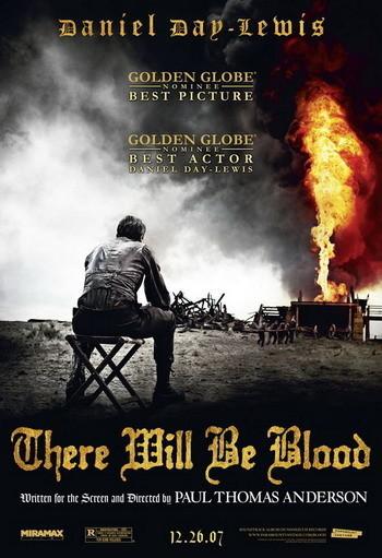 Nuevo póster de 'Pozos de Ambición' ('There Will Be Blood')
