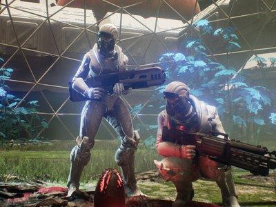 Así es Genesis Alpha One,  un roguelike espacial en primera persona que haría temblar a la Teniente Ripley