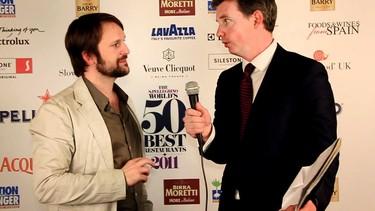 La lista de los 50 mejores restaurantes del mundo de 2011