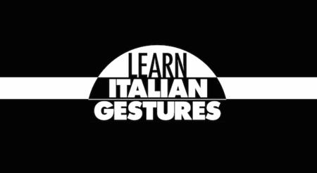Aprende el significado de los gestos italianos más comunes con los modelos de Dolce & Gabbana