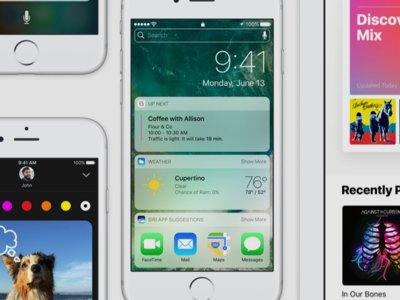Todos tranquilos: las nuevas notificaciones enriquecidas de iOS 10 también estarán en los iPhone sin 3D touch