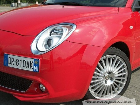 Alfa Junior: ¿una versión coupé del MiTo?