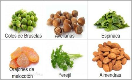 Adivina adivinanza: ¿qué alimento de origen vegetal tiene más hierro?