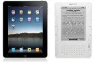 Amazon barre en ventas a Apple en libros digitales