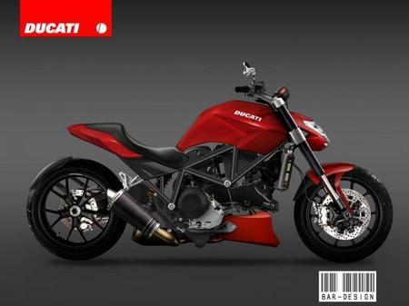La Ducati Mega Monster se llamará Ducati Diavel