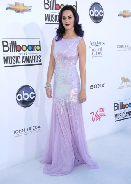 Katy Perry Billboard 2012