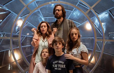 'Los Rodríguez y el más allá', una película familiar que se solidariza con el cáncer infantil