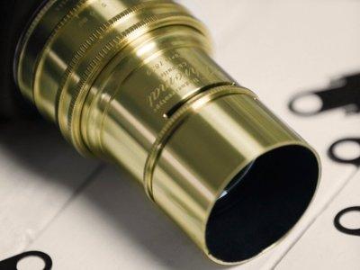 Daguerreotype Achromat 2.9/64 Art Lens, el nuevo proyecto de Lomography inspirado en 1839