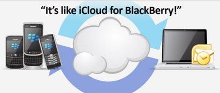 xCloud, como iCloud pero para BlackBerry